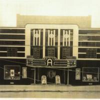 Appalachian Theatre Façade, 1938&lt;br /&gt;<br />